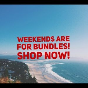 I ❤️ offers and give generous discounts on bundles